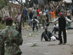 Kenya Political Murders