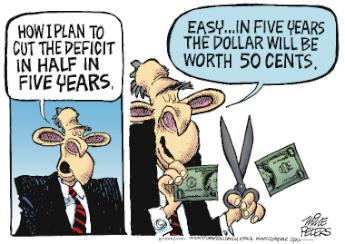 End The Deficit