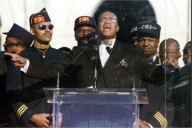 Louis Farrakhan's Nation of Islam