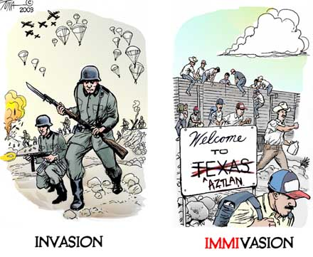 Immivasion