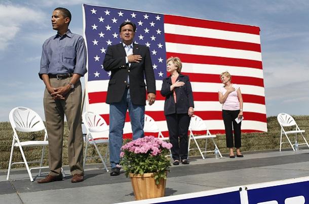 Obama Is No Patriot!