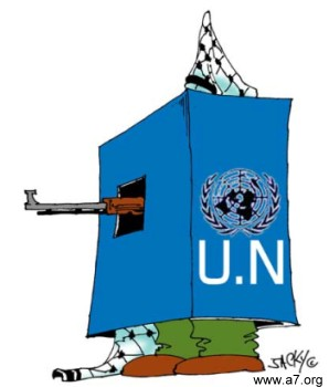 Anti-Semitic UN