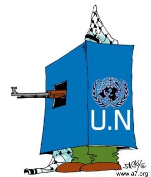 Anti-Semitic UN