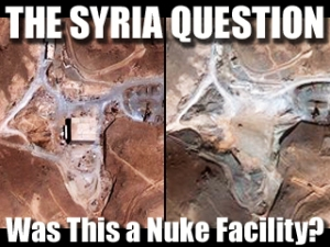 Syria Nuclear Site