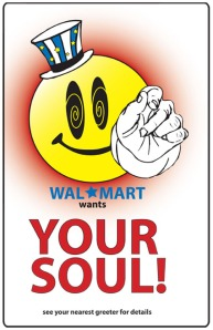 Walmart & Bloomberg
