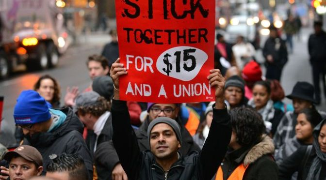 The Minimum Wage Dirty Little Secret