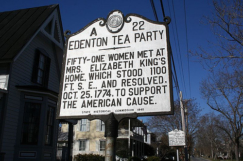 Did You Know About the Other Tea Party?