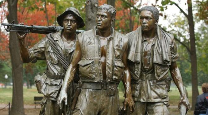 Vietnam Veteran's Day in Raleigh, NC