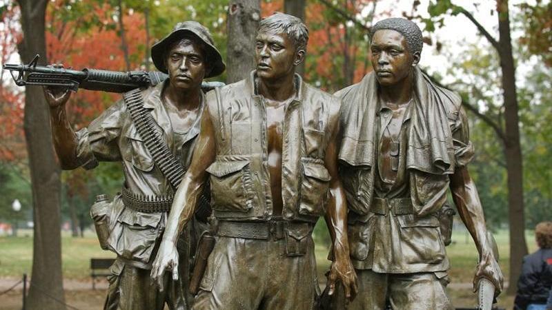 Vietnam veterans soldier