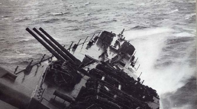 The World War II Heroics of a Very Special Ship
