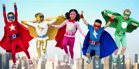 A Superhero Who Fights To Beat Cancer!