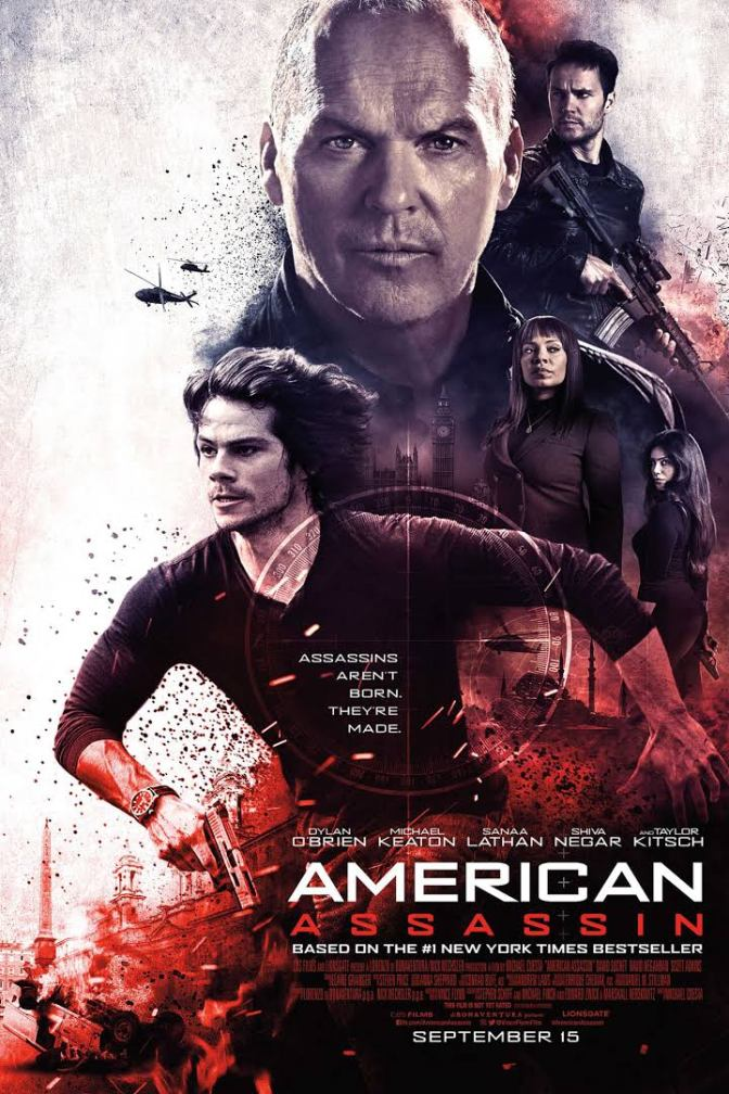 Book Review: American Assassin by Vince Flynn