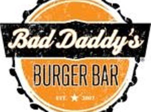Bad Ass Burger at Bad Daddy's Burger Bar