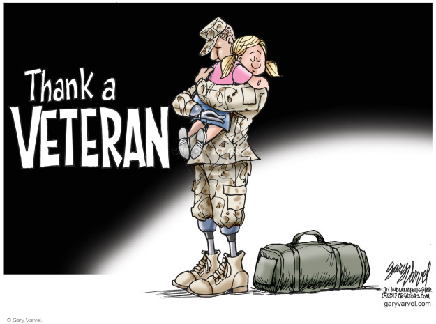 happy veterans